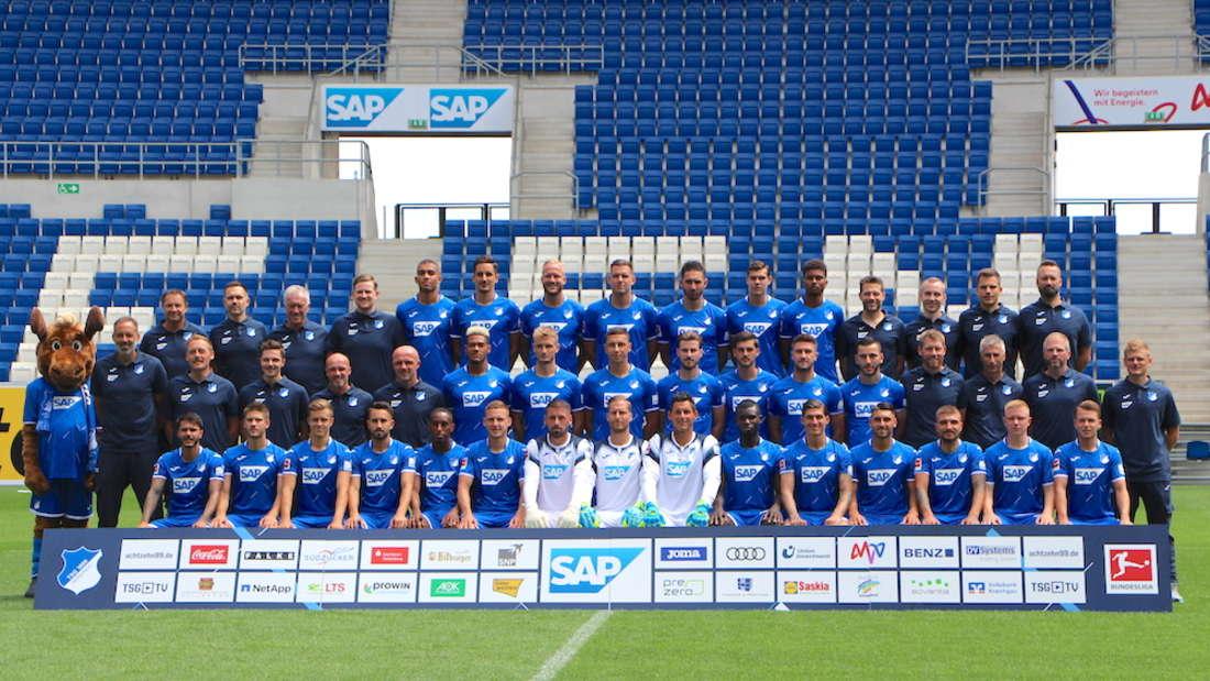 Die TSG 1899 Hoffenheim 2019/20