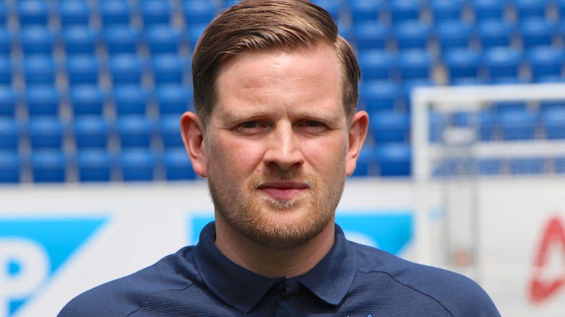 Team-Manager Maximilian Vollmar