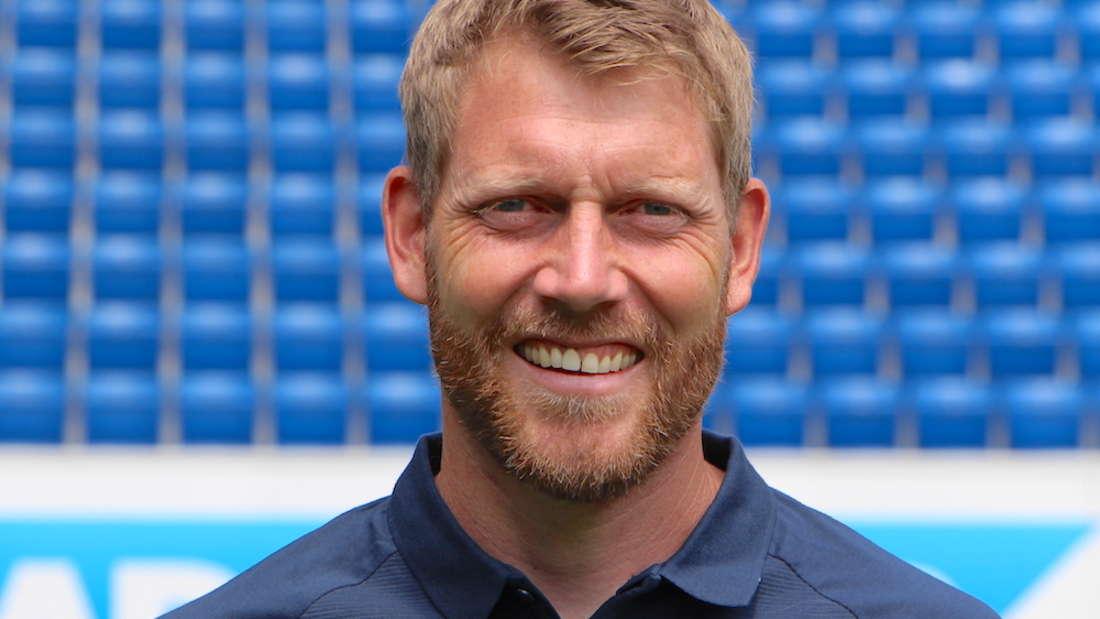 Torwart-Trainer Michael Rechner