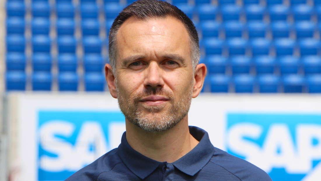 Betreuer Timo Seyfert
