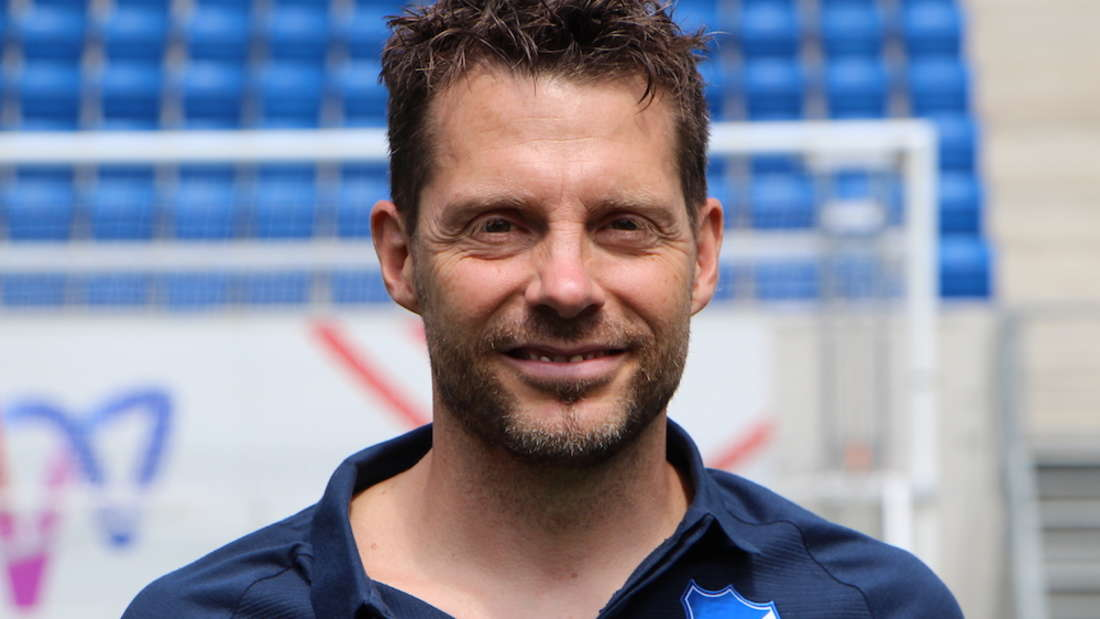 Physiotherapeut Peter Geigle