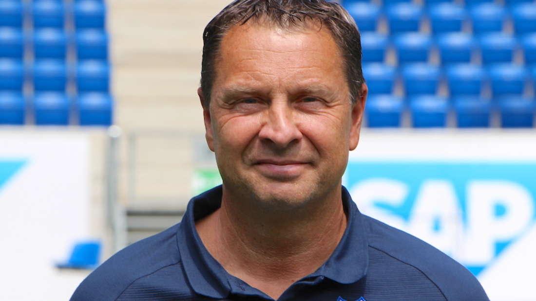 Mannschaftsarzt Ralph Kern