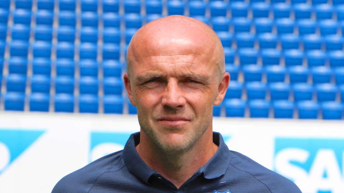 Cheftrainer Alfred Schreuder