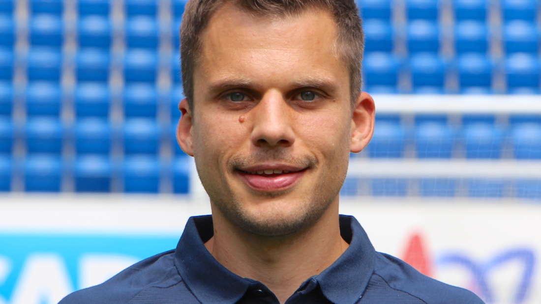 Physiotherapeut Manuel Kreutzberger
