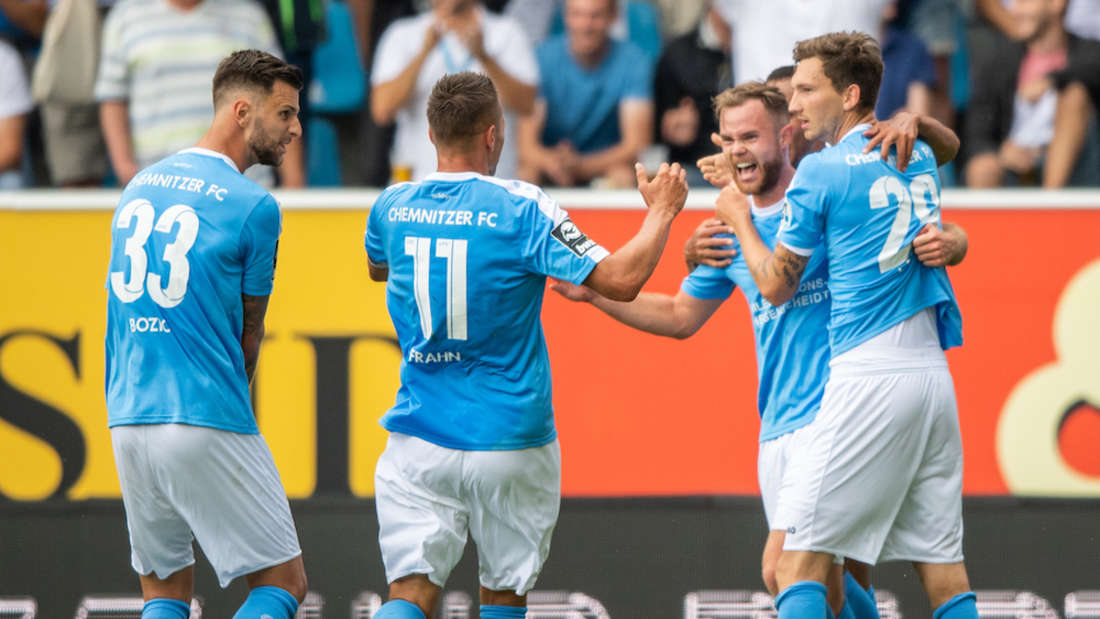 Chemnitzer FC - SV Waldhof Mannheim