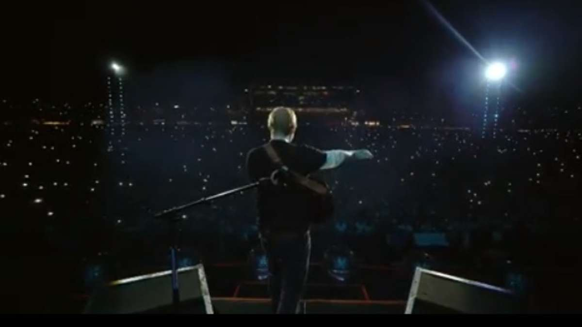 Konzert Ed Sheeran Hockenheim
