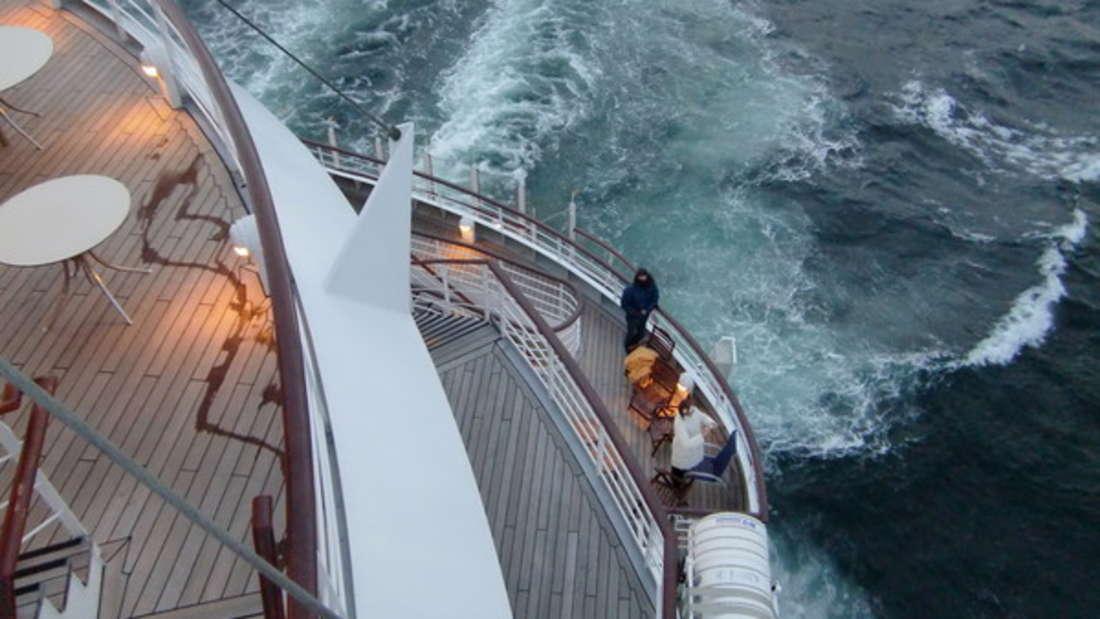 Können Piraten einem Kreuzfahrtschiff noch gefährlich werden?