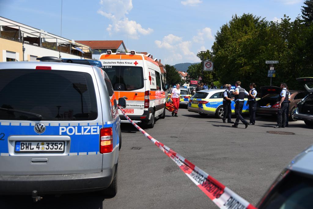 Unfall In Heidelberg