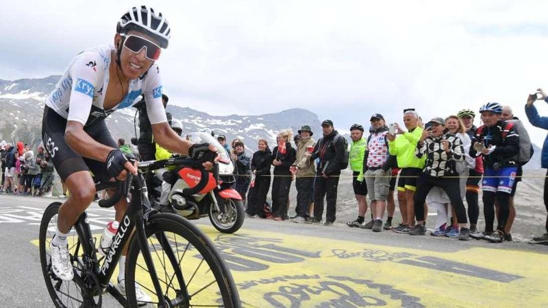 Neuer Gesamtführender der 106. Tour de France. Foto: David Stockman