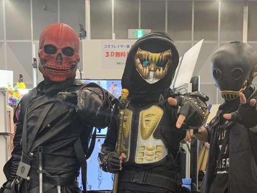 "Deutsche beim ""World Cosplay Summit"" in Tokio"