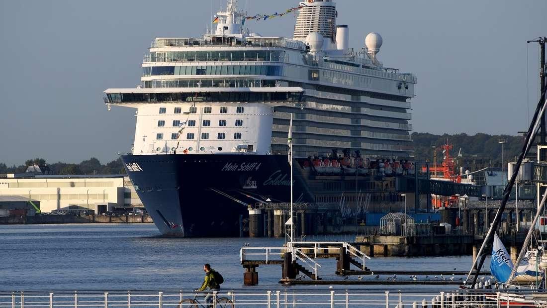 Auch Mein Schiff 4 von Tui Cruises soll umgerüstet werden.