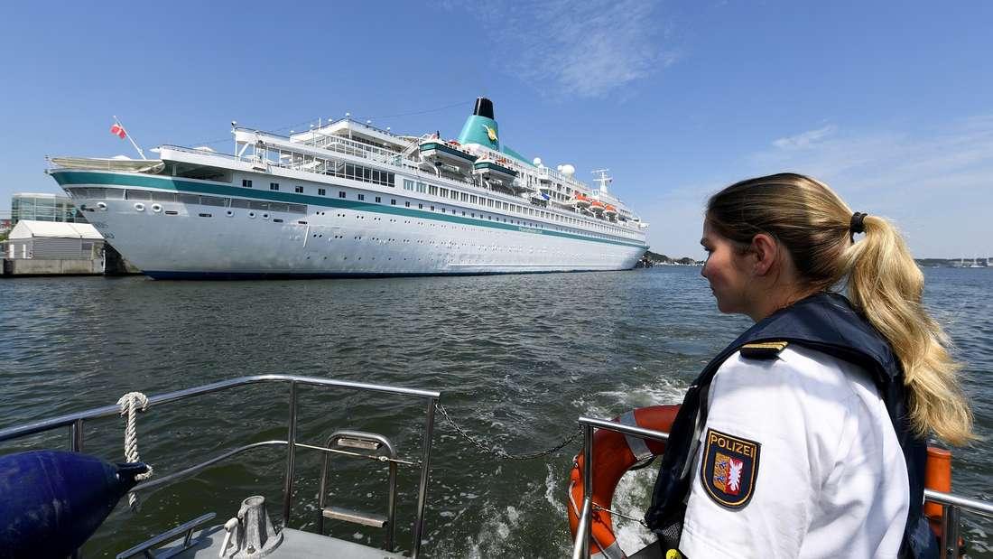 Sicherheit hat auf der Kreuzfahrt oberste Priorität. (Symbolbild)