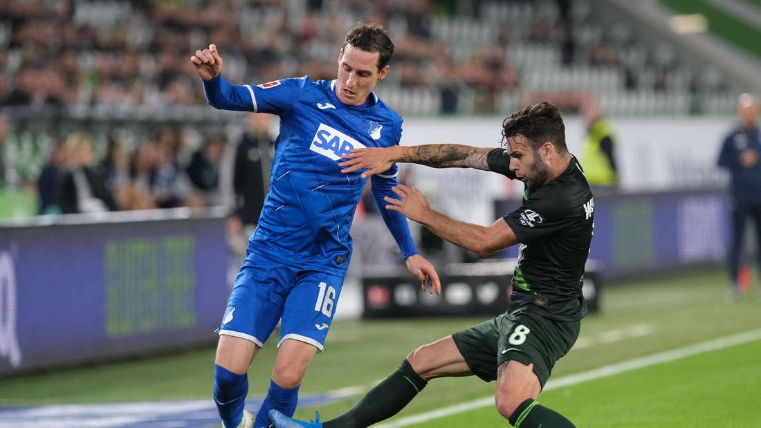Sebastian Rudy (li.) steht im DFB-Aufgebot.