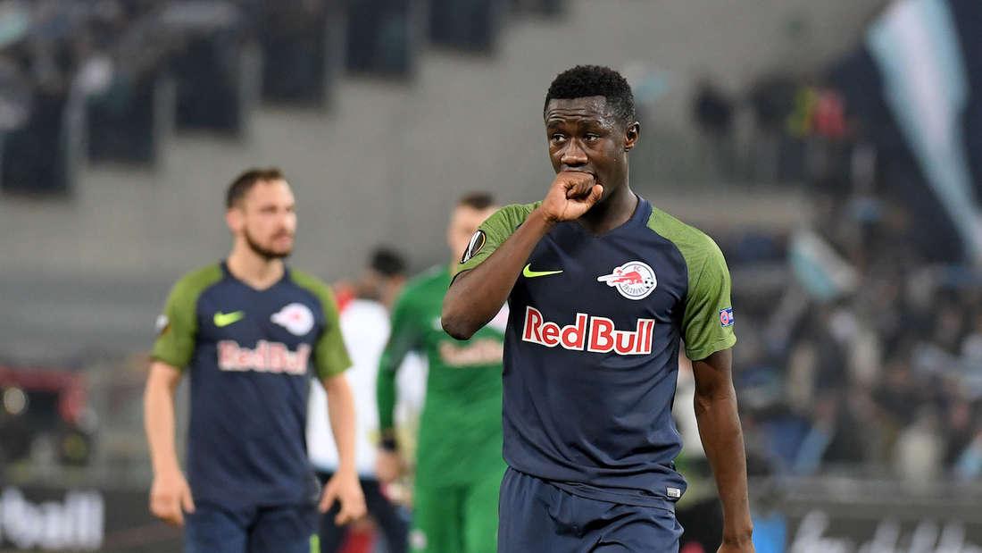 Platz 1 - Diadie Samassekou: Kam in der Saison 2019/20 vom FC Red Bull Salzburg für 12 Millionen Euro.