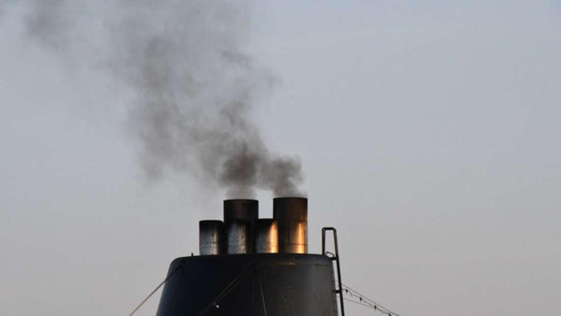 Kreuzfahrtschiffe belasten laut einem neuen Ranking die Umwelt noch immer stark.