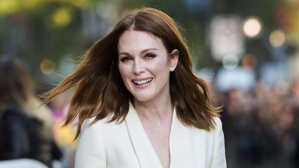 "Julianne Moore spielt in ""Gloria"" die weibliche Hauptrolle. Foto: Nathan Denette/The Canadian Press"