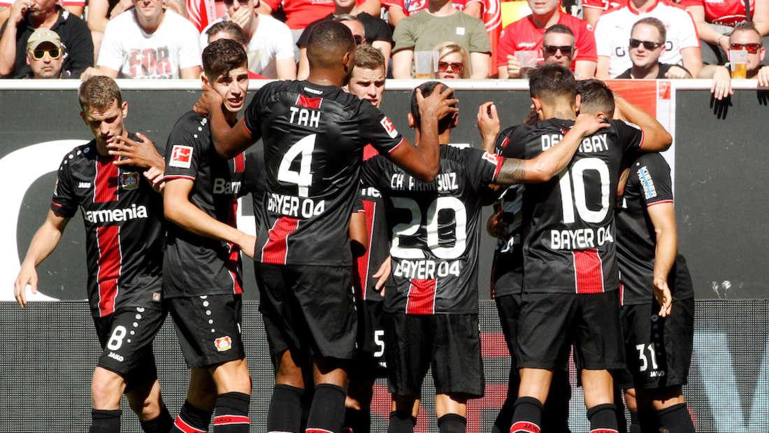 Fortuna D¸sseldorf - Bayer Leverkusen