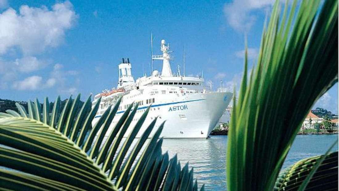 Wird es bald weniger Kreuzfahrten in die Karibik geben? (Symbolbild)