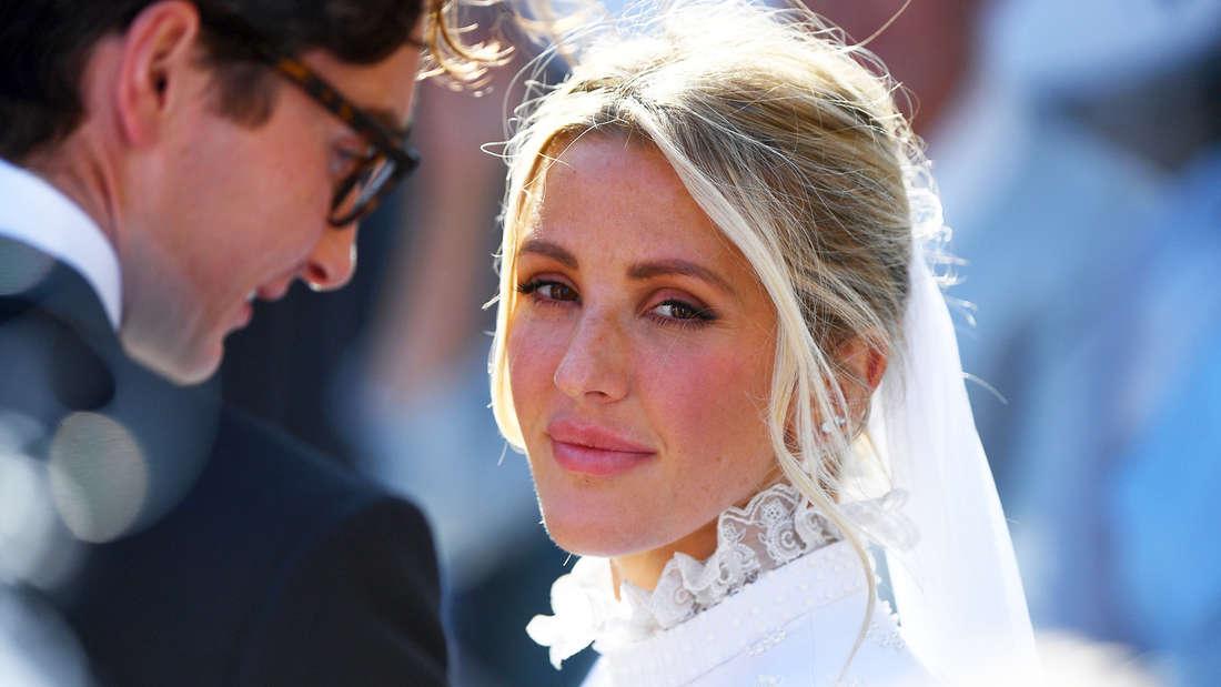 Hochzeit von Ellie Goulding und Caspar Jopling