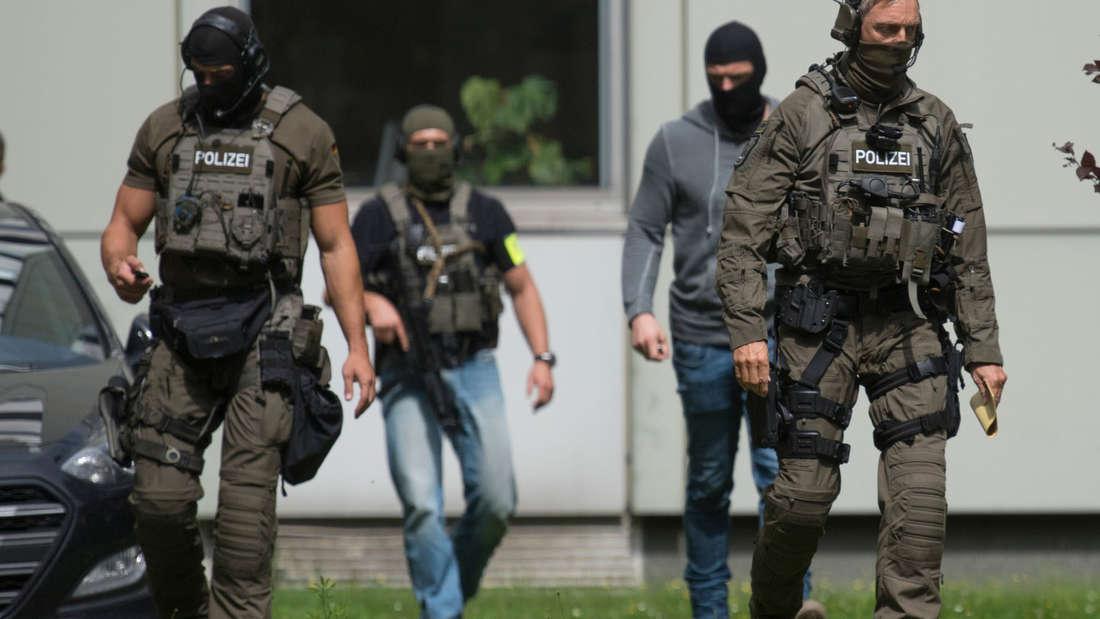 Wetzlar: Toter nach Schießerei - Verdächtiger erscheint bei Polizei