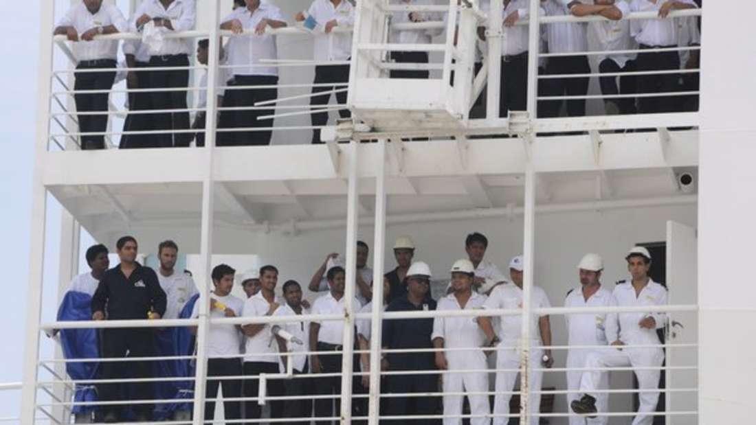 Die Crew eines Kreuzfahrtschiffes macht so allerhand Erfahrungen an Bord, die Passagieren verborgen bleiben. (Symbolbild)