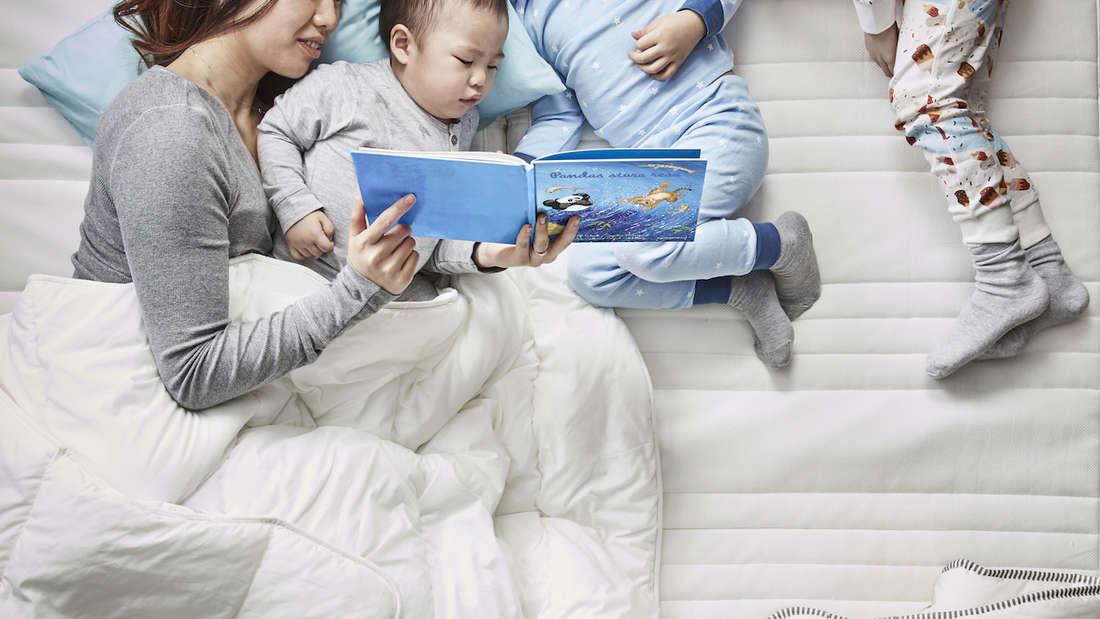 Der IKEA Katalog 2020: Erholsamer Schlaf wirkt sich positiv auf Dein Privat- und Berufsleben aus.