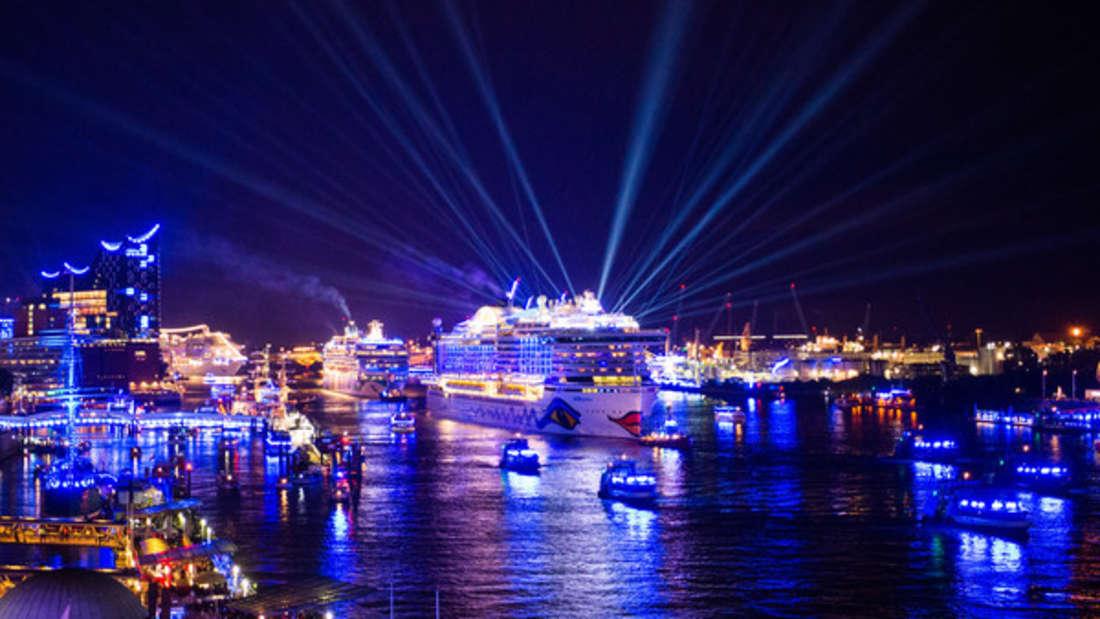 Die Hamburg Cruise Days sind manchen ein Dorn im Auge.