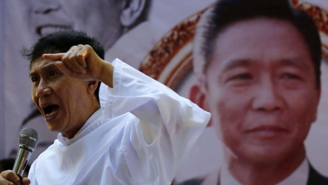 Grausam, bestechlich und steinreich: Despot Ferdinand Marcoshat zusammen mit seiner Frau Imelda als Präsident der Philippinnen seinem Volk Milliarden gestohlen, heißt es in Medienberichten. Sein geschätztes Vermögen: 53 Milliarden Dollar (etwa 47 Milliarden Euro). Dennoch hat Marcos noch viele Anhänger in seinem Land.