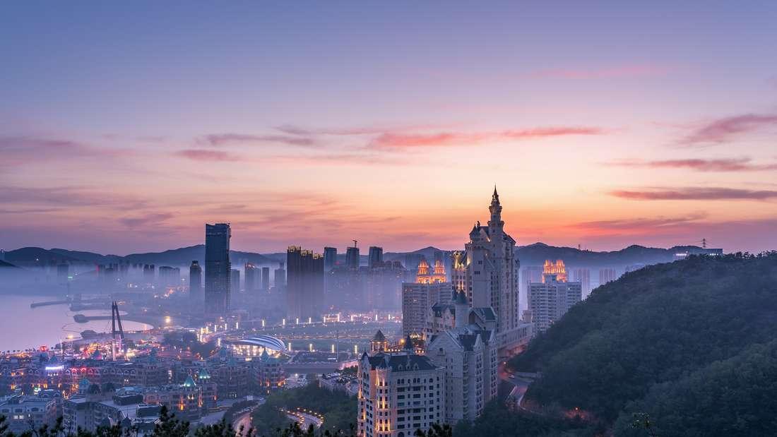 China: Neuschwanstein in der Provinz.