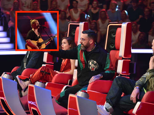 """The Voice of Germany"": Vom 'Barbaren' besiegt - für Marvin ist Schluss nach den Battles"