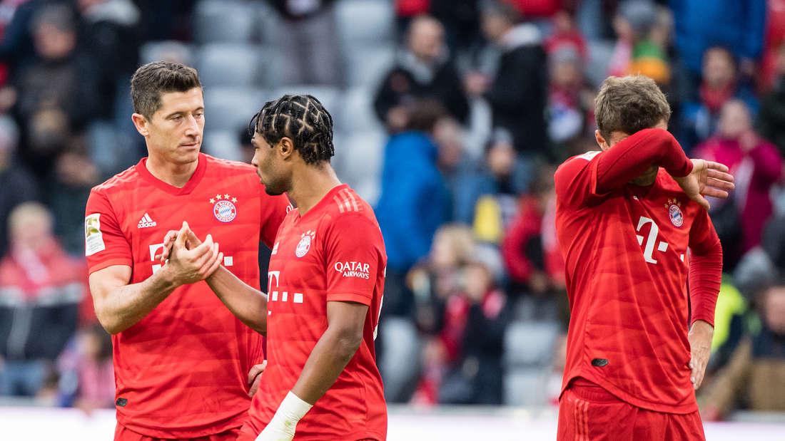 Bundesliga, Bayern München - 1899 Hoffenheim, 7. Spieltag in der Allianz Arena: Hoffenheim gewinnt erstmals in der Vereinsgeschichte in München.