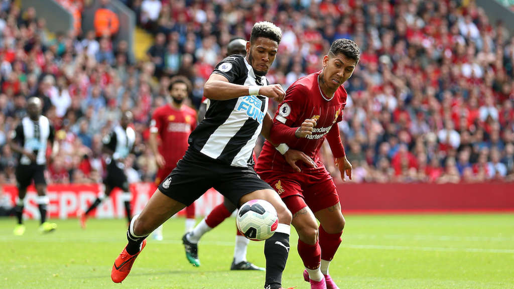 FC Liverpool - Newcastle United