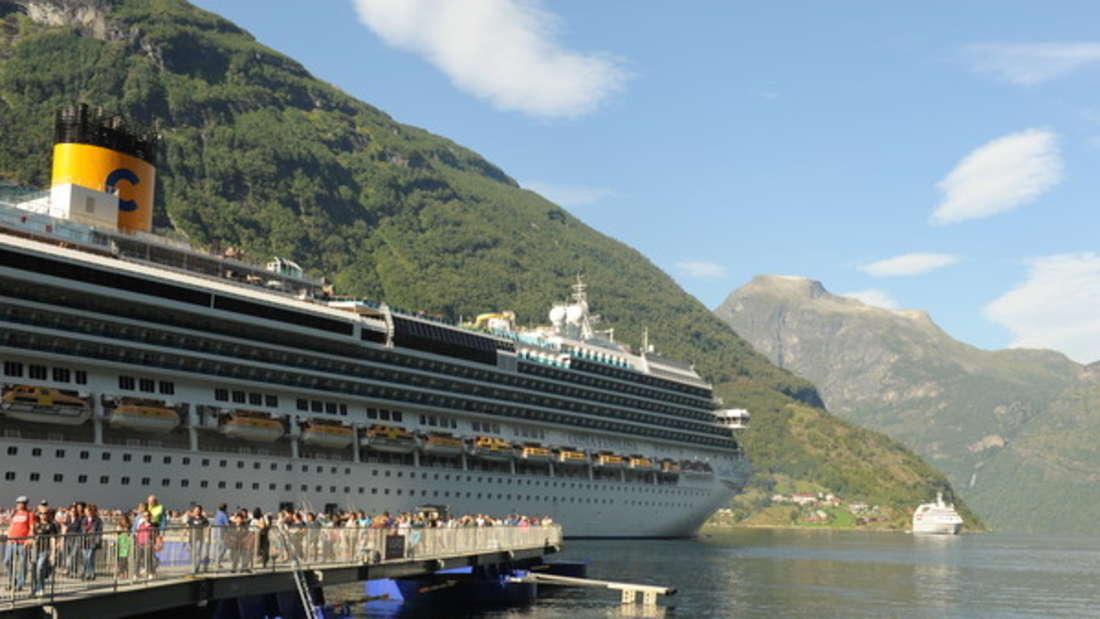 Passagiere einer Kreuzfahrt nach Norwegen wollen jetzt ihr Geld zurück - nachdem sich die Traumreise als Albtraum entpuppte.