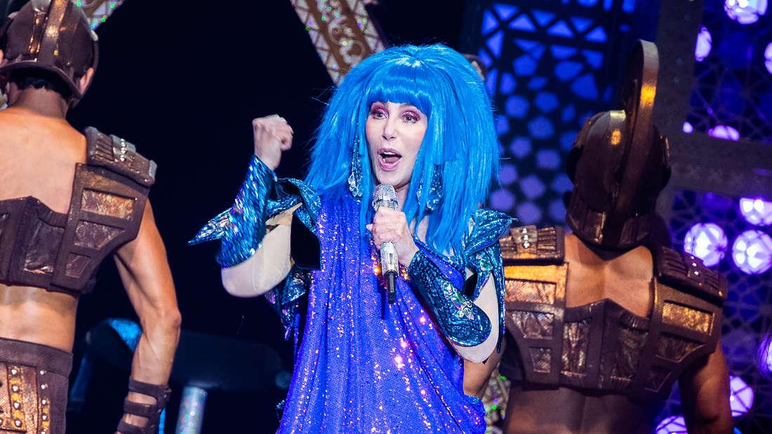 Cher-Konzert in Wien