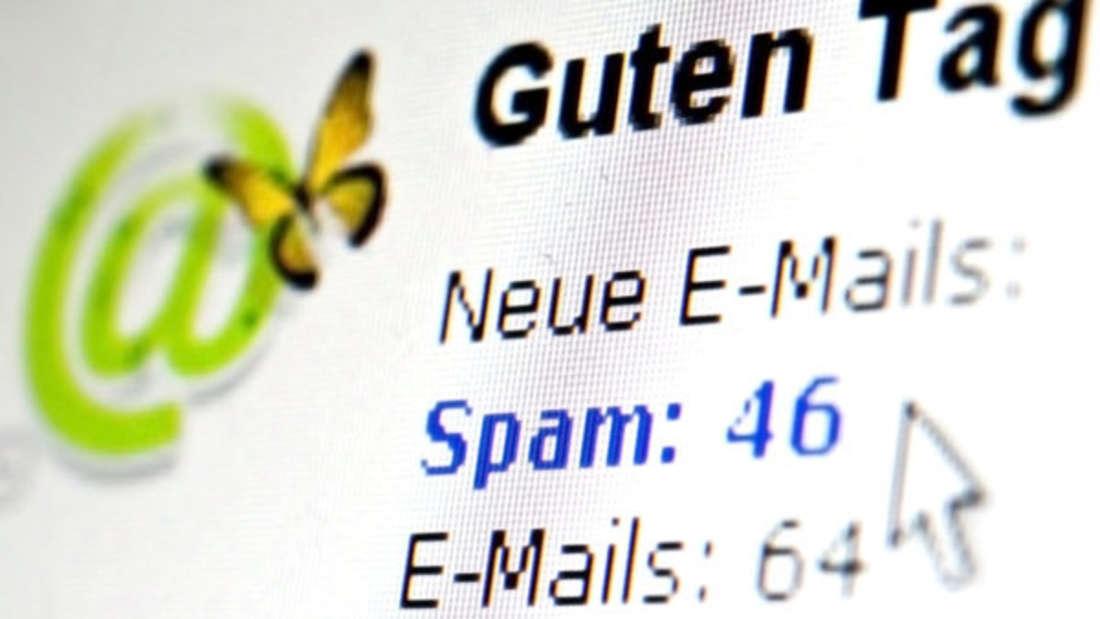 Zahlreiche Internet-Nutzer bekommen tagtäglich dubiose Spam-Mails.