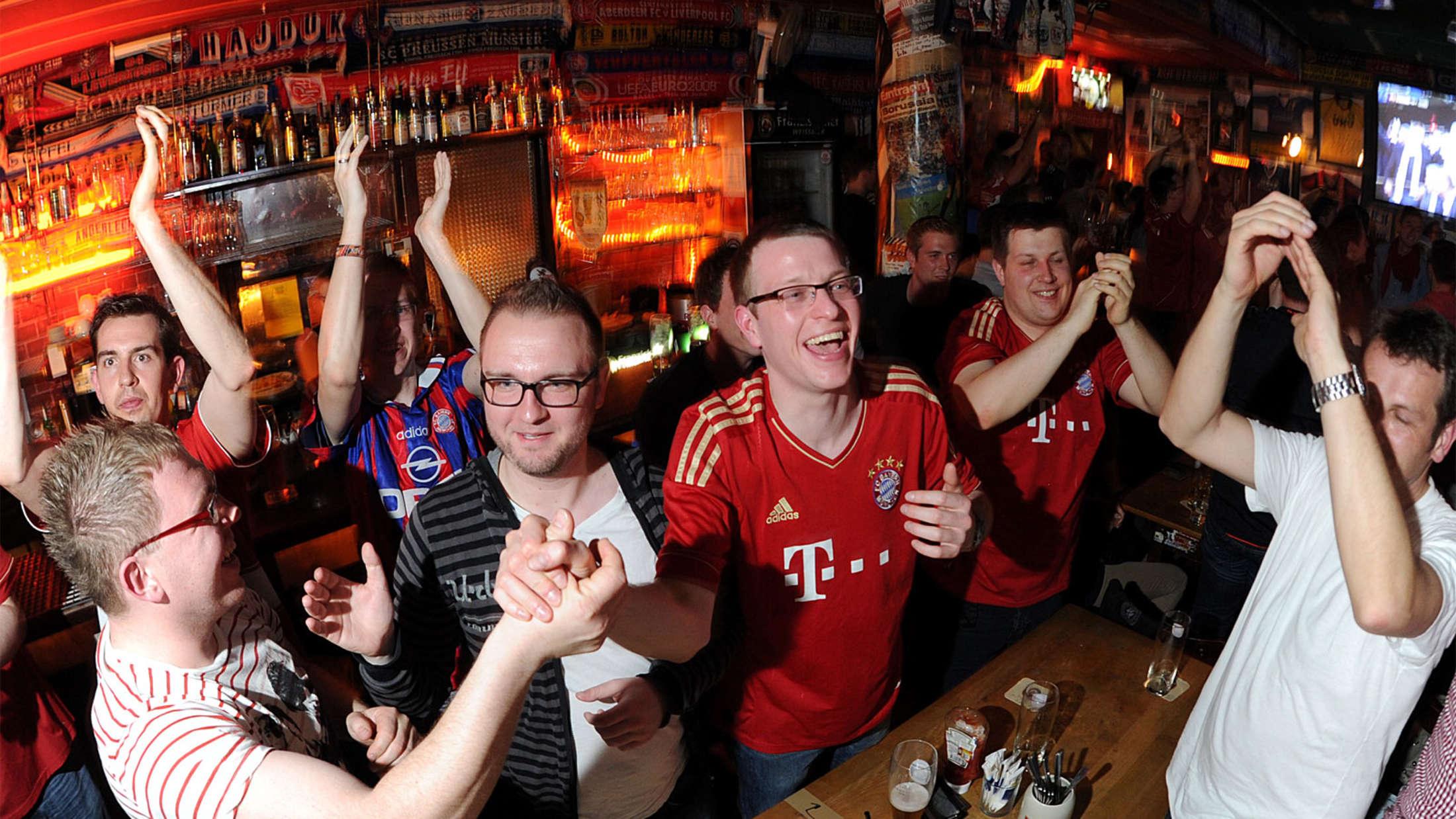 """München: Kult-Gaststätte zur """"Fußballkneipe des Jahres"""