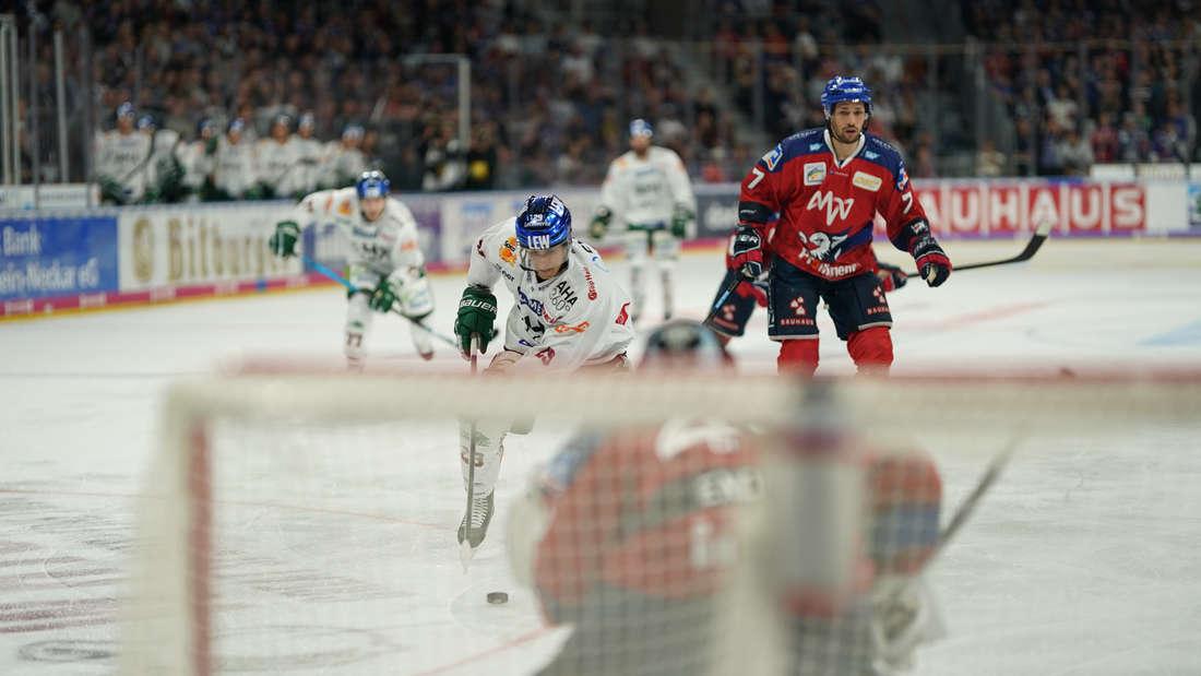 DEL: Adler Mannheim – Augsburger Panther in SAP Arena