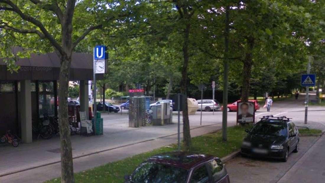 Unweit des U-Bahnhofes Therese-Giehse-Allee fand die brutale Attacke statt (Symbolbild).