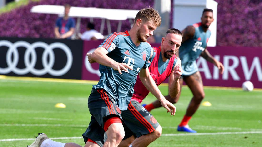 Trainingslager FC Bayern M¸nchen in Doha