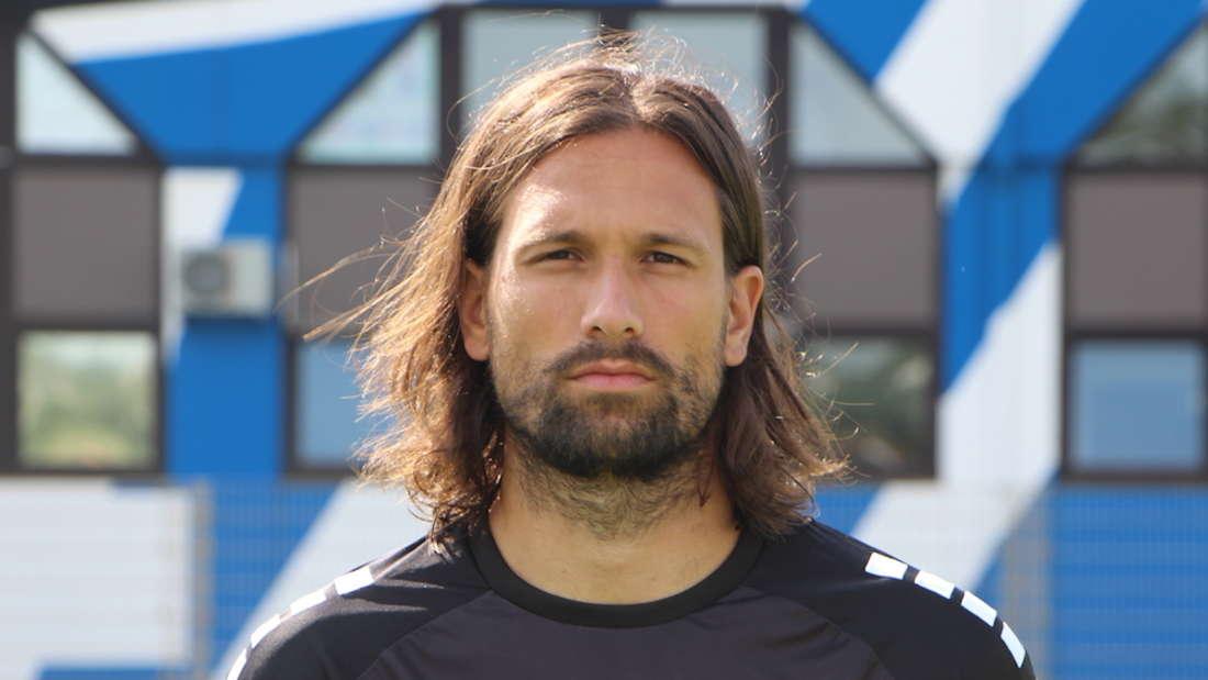 Miro Varvodic wird das Waldhof-Tor gegen Bayern II hüten.