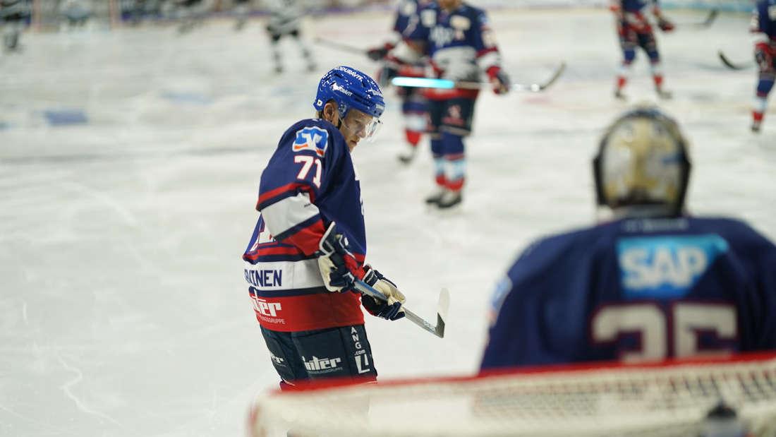 Adler Mannheim - Nürnberg Ice Tigers in SAP Arena