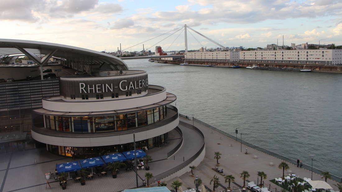Mit der Eröffnung der Rhein-Galerie Ludwigshafen im Jahr 2010 sollte die Innenstadt an den Rhein gebracht werden.