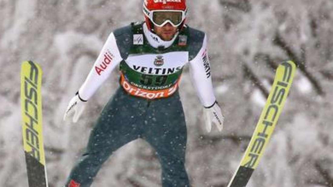 Skispringen: Markus Eisenbichler war der erfolgreichste deutsche Skispringer in der Vorsaison.