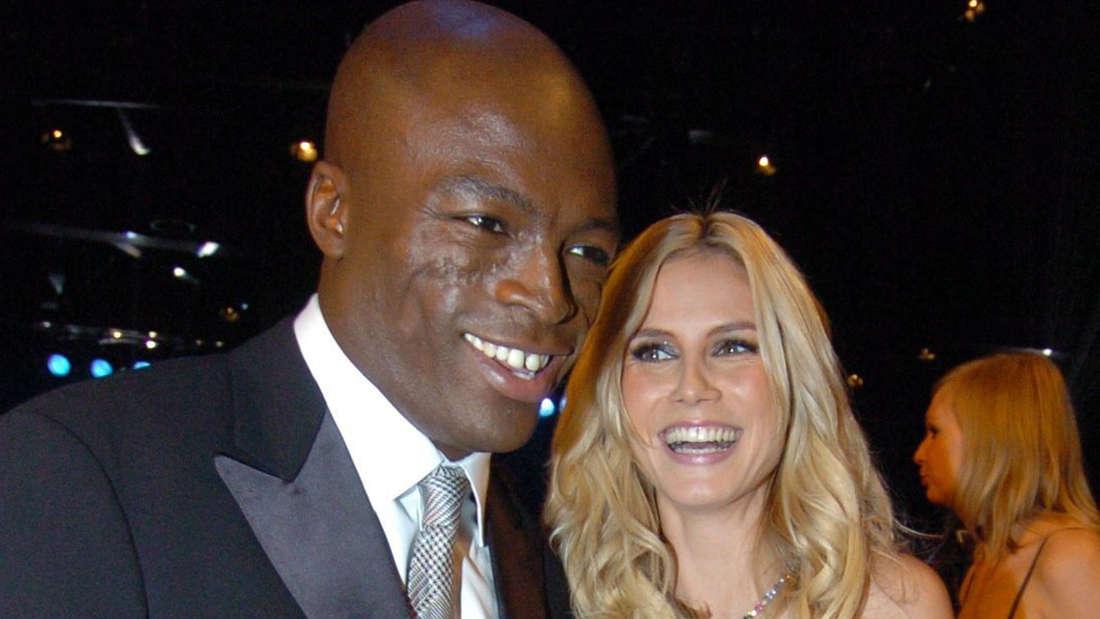 Heidi Klum und Ehemann Nummer Zwei: Seal.
