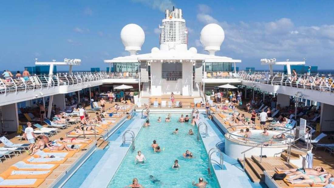 Pro, Plus und Pur: Für Kreuzfahrten mit Tui Cruises wie hier auf der Mein Schiff 3 gelten künftig neue Preistarife.