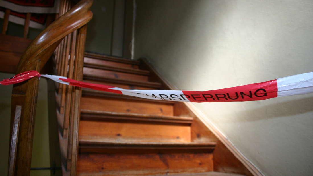Ein Mann lag in der Naehe von Muenster acht Jahre lang tot in seiner Wohnung. (Symbolbild)