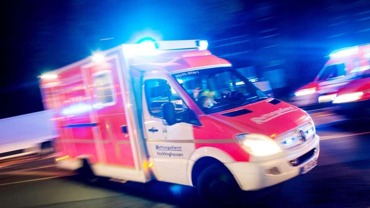 Neustadt: Wieder Feuer in Asylunterkunft – vier Verletzte und hoher Schaden | Region - mannheim24.de