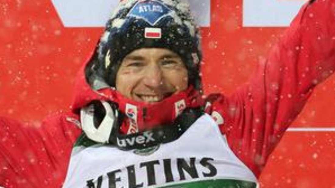 Skispringen: Kamil Stoch ist einer der erfolgreichsten Skispringer der letzten Jahre.