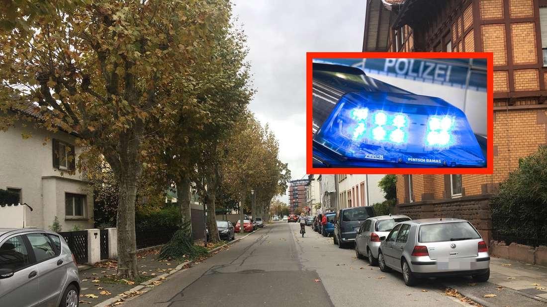 In der Frankenstraße in Frankenthal spielten sich schreckliche Szenen ab