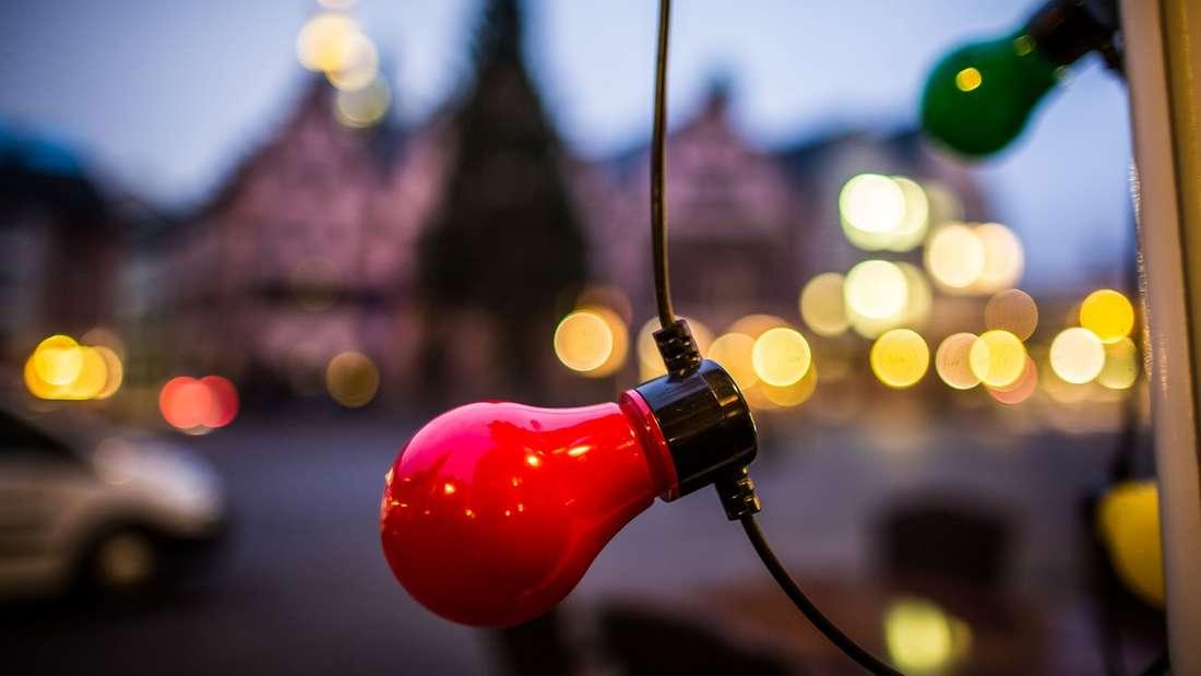 Ist Anfang November zu früh für Weihnachtsdekoration?